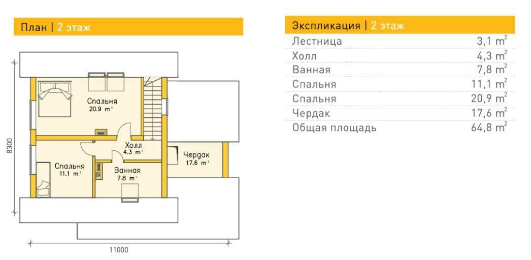 Констанц 2 этаж