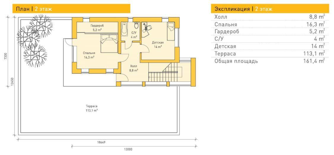 Райнсберг — 2 этаж